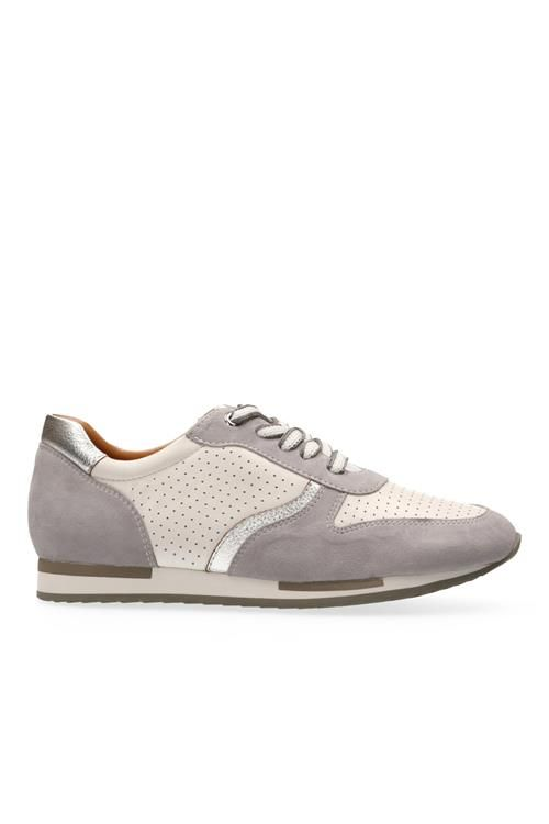 Evelyn sneaker casual leer